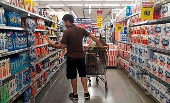 La concentración de marcas en supermercados impulsa la inflación  | Precios