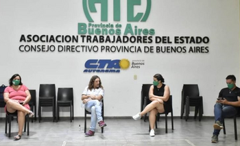 Paritarias estatales 2021: Buenos Aires ofreció 32% en tres cuotas   Paritarias 2021