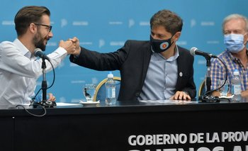 En medio de la pandemia, la gestión de Kicillof anunció obras por $800 millones | Coronavirus en argentina