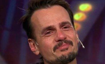 Christian Sancho lloró al escuchar a su hija tras un año separados | Telvisión