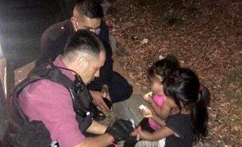 Horror: abandonaron a sus hijas de 2 y 4 años en la General Paz   Sociedad