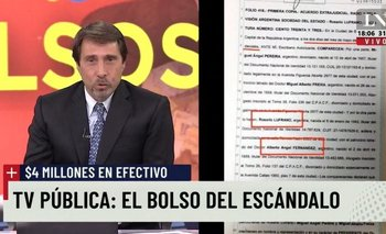 Feinmann y Mercado lanzaron una fake news contra la Televisión Pública   Eduardo feinmann