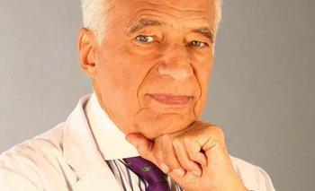 Cormillot sorprendió a todos y confirmó que será papá a los 82 años   Televisión