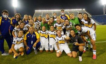 Boca, a cuartos de final de la Copa Libertadores Femenina | Fútbol femenino