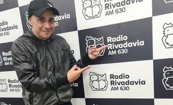 El Dipy maltrató a los productores de Radio Rivadavia al aire | Radio