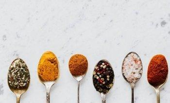 Cómo incorporar condimentos y especias a tus recetas | Gastronomía