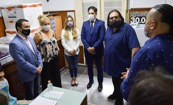 Plan Educativo en Varela: inauguraciones y presencia de Trotta | Provincia