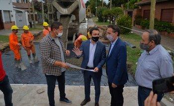 Watson y Katopodis supervisaron importantes obras para el Cruce Varela | Provincia
