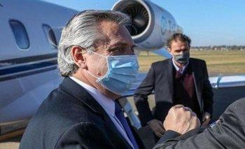 Alberto Fernández viaja a Chubut y anunciará medida tras los incendios | Incendios en el sur