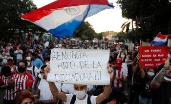 Piden la renuncia de Abdo: Marzo caliente en Paraguay | Crisis en paraguay
