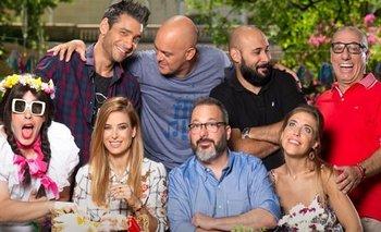 La Peña de Morfi sufrió una sensible baja para su nueva temporada   Televisión