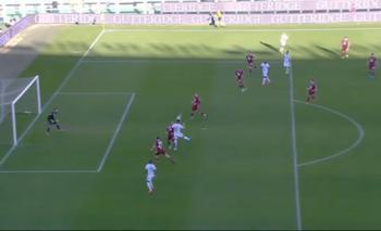 Lautaro le dio el triunfo al líder Inter sobre el final | Fútbol