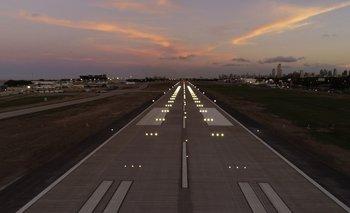 Vuelve a operar desde el lunes el Aeroparque Jorge Newbery | Aeroparque jorge newbery