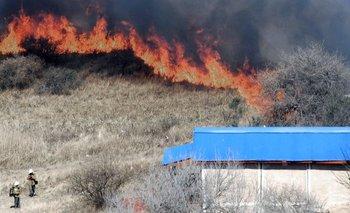 La Anses duplicará los pagos a afectados por los incendios forestales | Incendio forestales