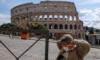 "Coronavirus: Italia vuelve la cuarentena ""dura"" por la cantidad de casos | Italia"