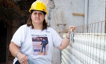 A los 19 construyó su casa y ahora lidera una cooperativa de albañiles | Construcción