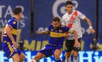 Boca - River: los goles del partido, expulsiones y la insólita jugada del final   Fútbol argentino