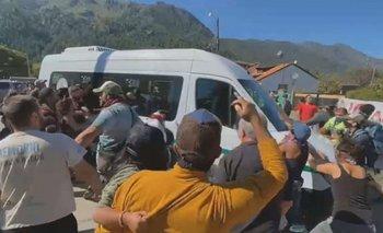Agresión a Alberto: confirman la presencia de un auto de la Policía  | C5n