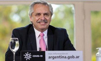 Alberto Fernández anuncia mil obras públicas en todo el país   Alberto fernández
