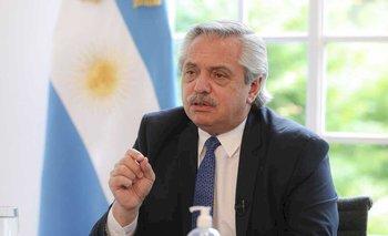 Alberto cruzó a la oposición por difundir una fake news | En redes