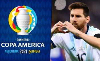 Copa América 2021: fixture completo y rivales de la Selección Argentina | Copa américa 2021