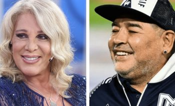 """Picante confesión de Reina Reech sobre Maradona: """"No me gustaba""""   Televisión"""