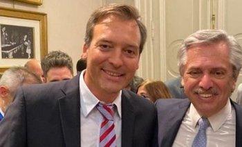 Alberto Fernández confirmó que Martín Soria será ministro de Justicia   El gabinete de alberto