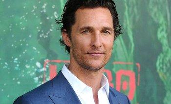 Matthew McConaughey analiza lanzar su carrera política | Hollywood