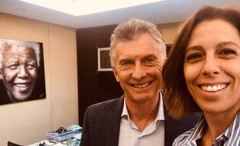 Laura Alonso y una curiosa observación sobre Mauricio Macri | Laura alonso