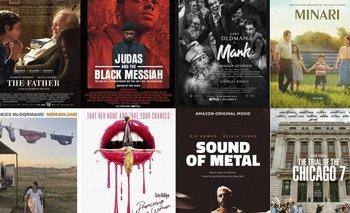 Oscars 2021: dónde ver las nominadas a Mejor Película   Cine