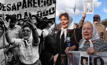 24 de marzo: cómo se inició la lucha de las Madres y Abuelas de Plaza de Mayo | 24 de marzo