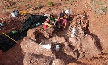 Ninjatitan Zapatai: el nuevo dinosaurio descubierto en Neuquén | Dinosaurios
