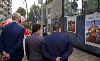 Se reinauguró la Estación de la Memoria, a 45 años del Golpe de Estado   Derechos humanos