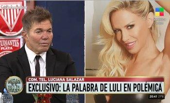 Luciana Salazar cruzó a Fernando Burlando en Polémica en el Bar | Televisión