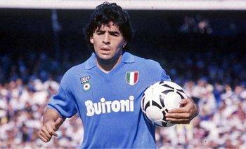 """A 30 años del doping de Diego Maradona en Napoli: """"La venganza estaba escrita""""   Diego armando maradona"""