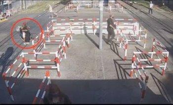 Un video muestra a Maia con el hombre que se la llevó viajando en tren | Caso m
