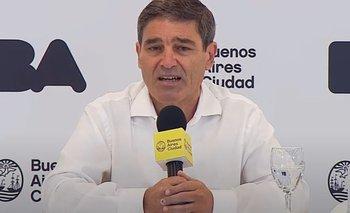 Quirós confirmó que acatarán si Nación pone más restricciones: ¿fase 1? | Coronavirus en argentina