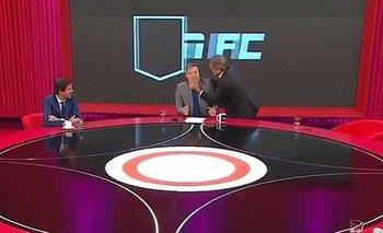 "Oscar Ruggeri ""amenazó"" a Alejandro Fantino en ESPN: ""Te mato"" | Espn fc show"