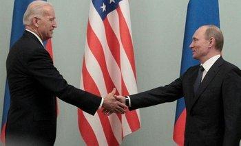 "Joe Biden tildó de ""asesino"" a Vladimir Putin | Joe biden"