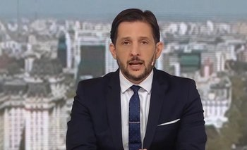 "Desenmascararon el blindaje de Paoloski a Larreta y estalló: ""Pelotudos"" | Germán paoloski"