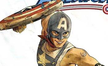 Un Capitán América gay protagonizará un cómic de MARVEL | Comics