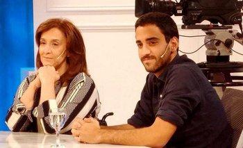 El hijo de Michetti, envuelto en un papelón que indigna a la comunidad teatral | Gabriela michetti