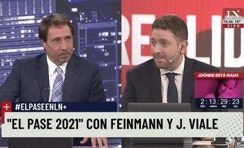 La insólita crítica de Jonatan Viale a Gollan en medio del récord de casos | Operación