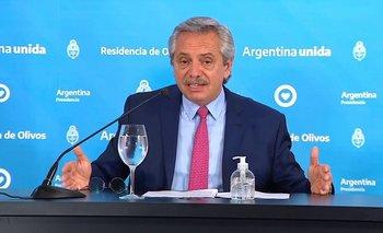 Mensaje y advertencia de Alberto a un año de la cuarentena | Alberto fernández