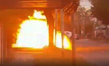 Rafael Calzada: un hombre mató a su vecino y provocó una explosión | Video