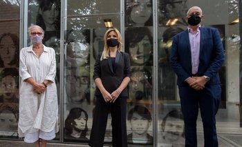 Fabiola apoyó la candidatura del Museo ESMA como patrimonio histórico   Esma