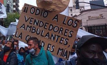 Justicia por Beatriz: masiva movilización de vendedores ambulantes | Ciudad