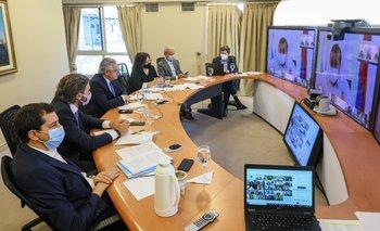 Coronavirus: Gobernadores apoyaron la decisión de restringir vuelos al exterior   Coronavirus en argentina