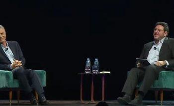 La burla de Macri a Avelluto en la presentación del libro Primer Tiempo | El libro de macri