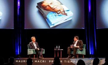 A diferencia de Sinceramente, TN C5N y LN ignoraron el libro de Macri | El libro de macri